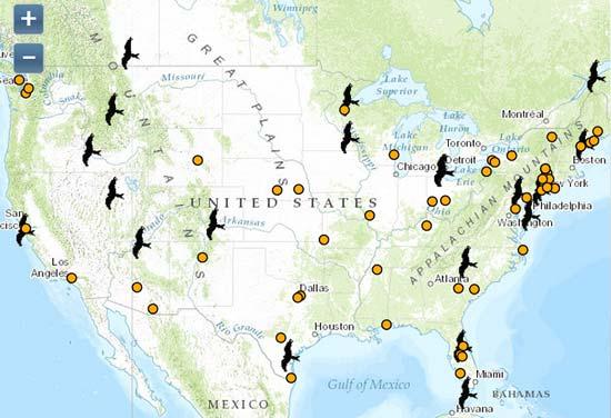 NAS Raptor Map